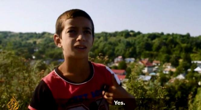 """Al Jazeera, pe urmele romilor din """"satul scandinav al României"""". Poveste despre """"secole de sclavie"""", cerșit și """"incredibila ospitalitate"""""""