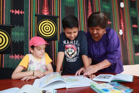 Copiii romi și accesul lor la servicii