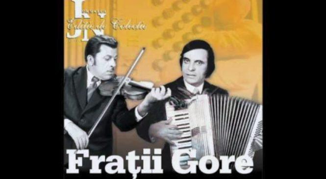 Fraţii Gore, doi dintre cei mai valoroşi instrumentişti romi