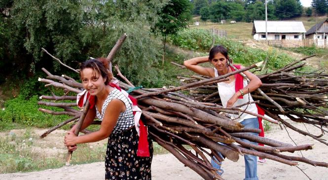 Secretele comunității romilor turci