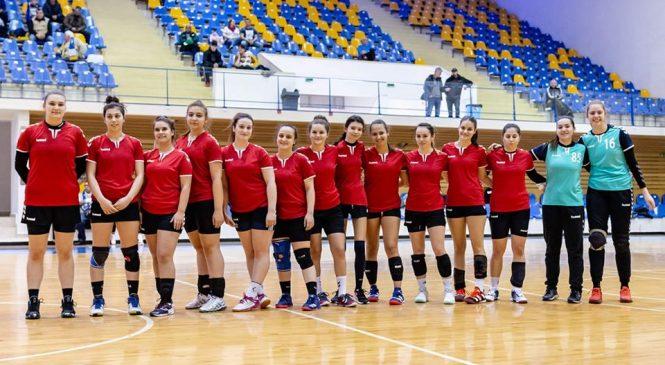 Handbalistele de la CSS Municipiul Rm Vâlcea s-au calificat la turneul final de junioare 1