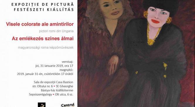 Expoziție de pictură a artiștilor
