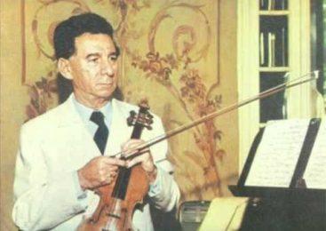 Ion Voicu, un mare artist şi maestru al viorii, la nivel mondial