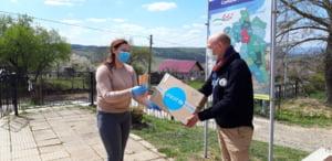 O fundatie elvetiana a donat 400.000 de dolari pentru echipamente medicale si teste pentru spitalele din Romania