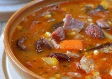 Supă de fasole