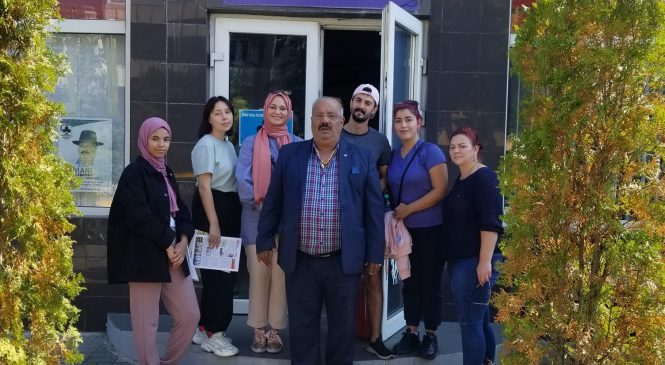 Delegatia da Studenti. Romii din Turcia  Siria  Rusia  Iordania Nepal Romii sant peste tot în Lume