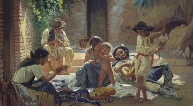 Despre originile romilor