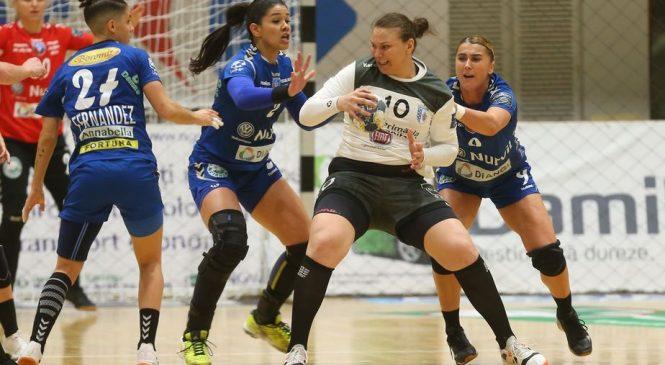 În prima etapă a Ligii Campionilor la handbal feminin, SCM Rm. Vâlcea a pierdut la Brest, scor 21-28