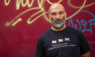 """Ciprian Necula: """"Nationalismul nostru este xenofob. Cultura, profund rasista. Multi oameni nu isi dau seama ca sunt rasisti"""""""