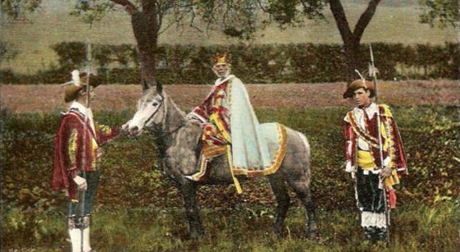 Dinastia pierdută a lui Johnnie Faa, regele egiptenilor din Scoția