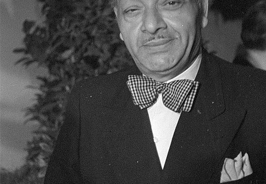 "Georges Boulanger (George Pantazi), legenda muzicii ""café-concert-chantant"