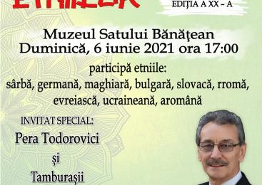 Festivalul Etniilor, cu dansuri și expoziție foto. La Muzeul Satului Bănățean