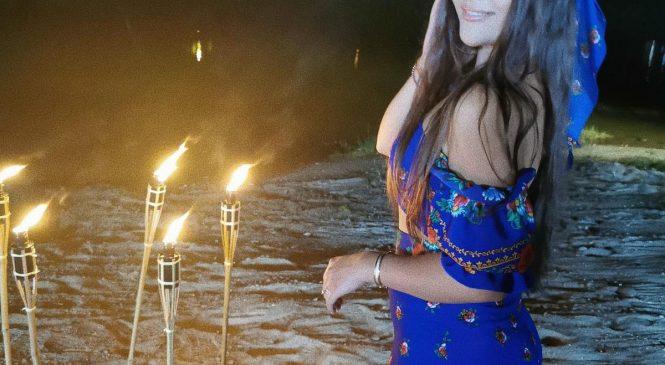 Nicole Cristiana a lansat un nou videoclip de senzație: Sar Penen