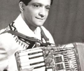 Povestea lui Fărâmiţă Lambru. Cum a ajuns ţiganul acordeonist să fie partenerul preferat al Mariei Tănase